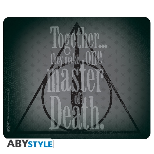 Image of Harry Potter - Deathly Hallows Mouse Mat