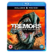 Tremors: 6 Film Collection Blu-ray