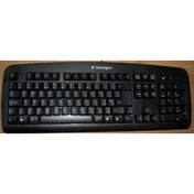 Acco Kensington ValuKeyboard Black