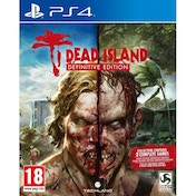 Ex-Display Dead Island Definitive Edition PS4 Game (Disc Only) Used - Like New