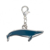 Blue Whale Balaenoptera Musculus Charm