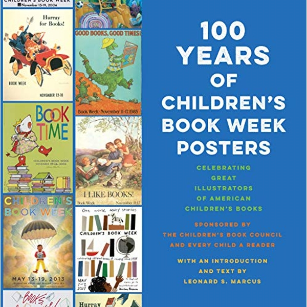 100 Years of Children's Book Week Posters  Hardback 2019