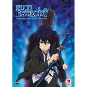 Blue Exorcist The Complete Series Collection (Episodes 1-25 & OVA)
