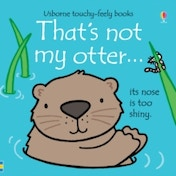 That's Not My Otter by Fiona Watt (Board book, 2017)