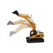 HUINA 1/14th 15 Channel 2.4G Excavator with Die Cast Bucket - Image 2
