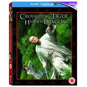 Crouching Tiger - Hidden Dragon Blu-ray   Digital HD (Region Free)
