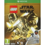 Lego Star Wars The Force Awakens Deluxe Edition Xbox One Game (Finn Mini Figure)