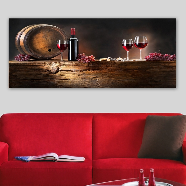 YTYDR70_50120 Multicolor Decorative Canvas Painting