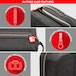 Nintendo Switch Game Traveler Deluxe System Case - Image 3