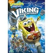 Spongebob SquarePants: Viking Sized Adventure DVD
