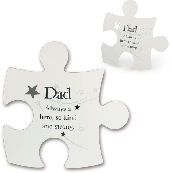 Said with Sentiment Jigsaw Wall Art Dad