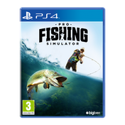 Pro Fishing Sim PS4 Game