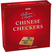 Chinese Checkers - Wooden Classic Game - Tactic Games