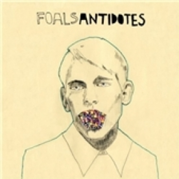 Foals Antidotes CD