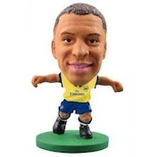 Soccerstarz Arsenal AWAY KIT Alex Oxlade-Chamberlain