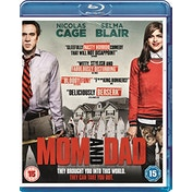 Mom and Dad Blu-ray Region Free