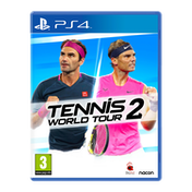 Tennis World Tour 2 PS4 Game