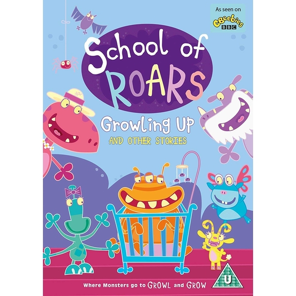 School Of Roarss: Growling Up And Other Stories DVD