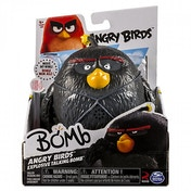 Bomb (Angry Birds) Deluxe Talking Action Figure