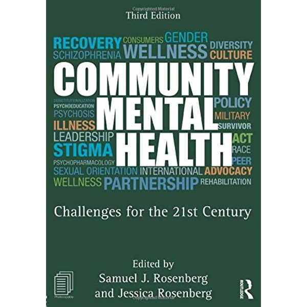 Community Mental Health: Challenges for the 21st Century by Taylor & Francis Ltd (Paperback, 2017)