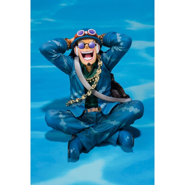 Usopp 20th Anniversary (One Piece Pirates) Bandai Tamashii Nations Figuarts Zero Figure