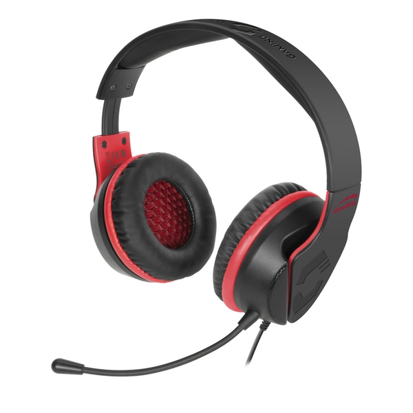 Speedlink Hadow Stereo PC Gaming Headset with Flexible Microphone Stereo Jack 2.3M Cable