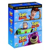 Toy Story 1-3 Box Set DVD