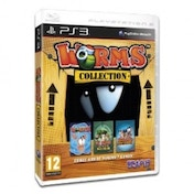Worms Collection Game PS3
