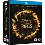 The Lord Of The Rings Trilogy Box Set Blu-Ray