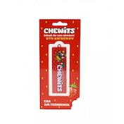 Strawberry Chewits 3D Hanging Air Freshener