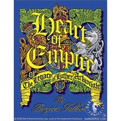 Heart of Empire: The Legacy of Luther Arkwright Paperback illustration