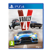 V-Rally 4 PS4 Game