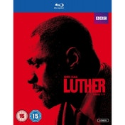 Luther Series 1 -3 Blu-Ray