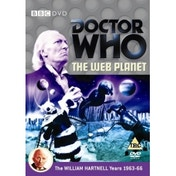 Doctor Who: The Web Planet (1965) DVD