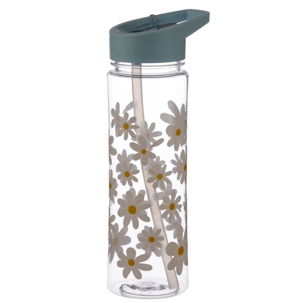 Reusable 550ml Plastic Water Bottle - Oopsie Daisy