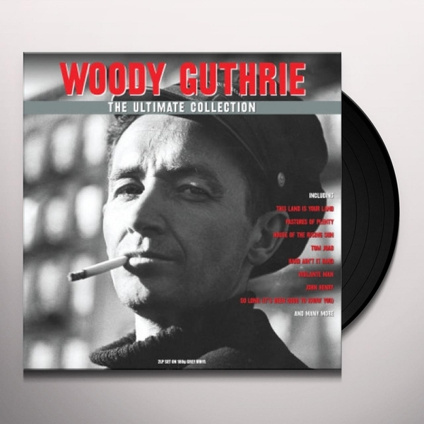 Woody Guthrie - The Ultimate Collection Grey Vinyl