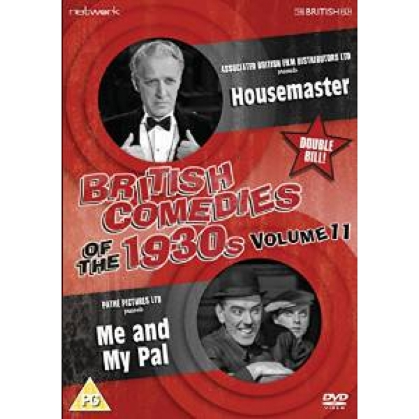 British Comedies of the 1930s - Vol. 11 DVD