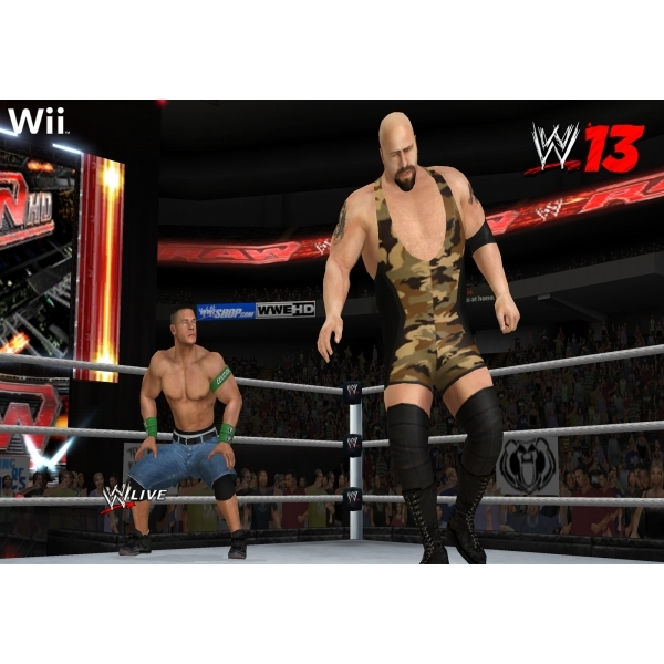 WWE 13 Game Wii - Image 4
