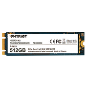Patriot Scorch 512GB M.2 NVME 2280 Solid State Drive