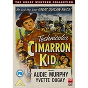 The Cimarron Kid (1952) DVD