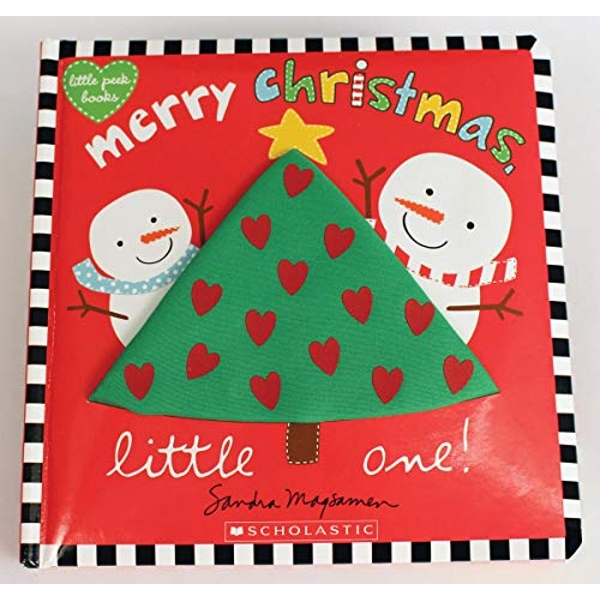 Merry Christmas, Little One!  Board book 2018