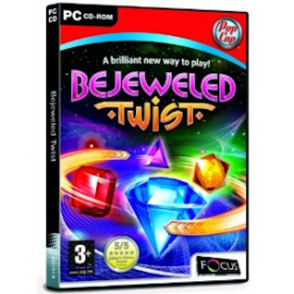 Bejeweled Twist Game PC