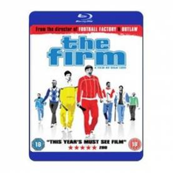 The Firm Blu-Ray