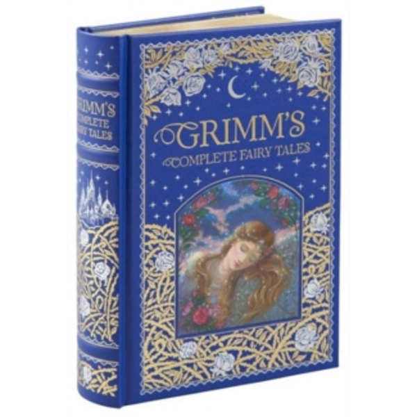 Grimm's Complete Fairy Tales (Barnes & Noble Omnibus Leatherbound Classics) by The Brothers Grimm (Leather / fine binding, 2015)