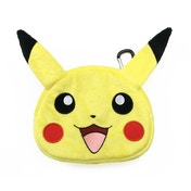 Universal Pikachu Plush Pouch XL (2DS/3DS/NEW 3DS/New 3DS XL)