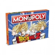 Ex-Display Dragon Ball Z Monopoly Used - Like New