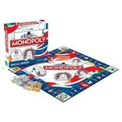 Team GB Monopoly Board Game