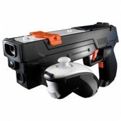 Thrustmaster Dual-Trigger Wireless Gun Wii