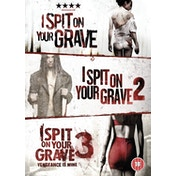 I Spit On Your Grave Trilogy DVD