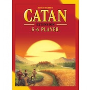 Settlers of Catan 5-6 Player Extension 2015 Refresh